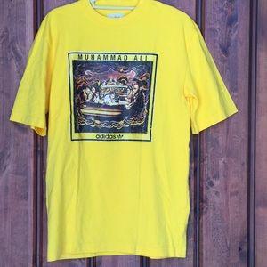 Adidas Muhammad Ali Men's Tee Shirt S